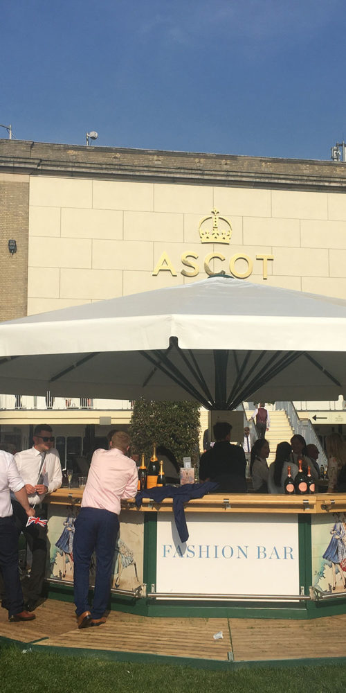 The Umbrella Bar Company at Royal Ascot