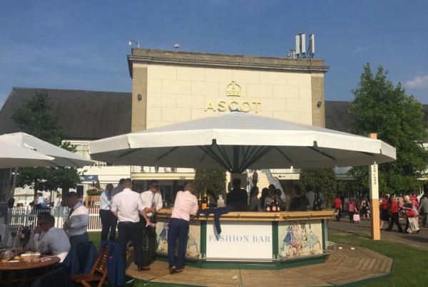 The Umbrella Bar Company at Royal Ascot