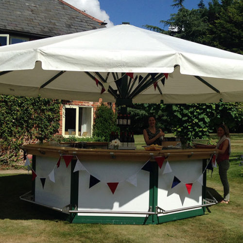 Umbrella Bar for Hire - Magda