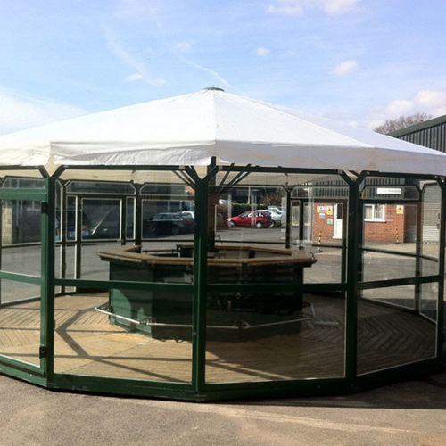 Umbrella Bar for Hire - Bertha